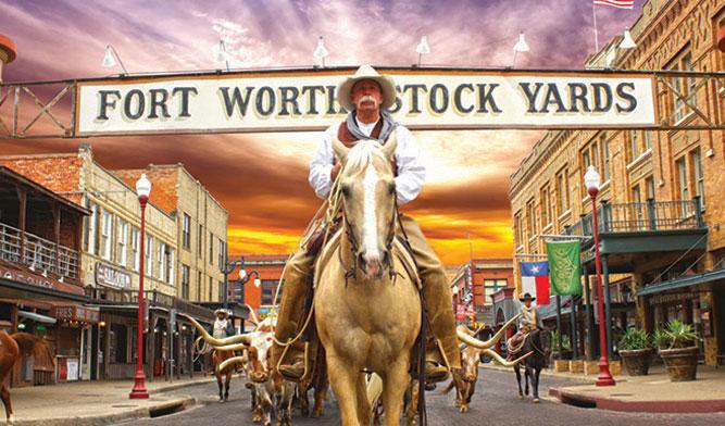 Fort Worth Stockyards Adventure