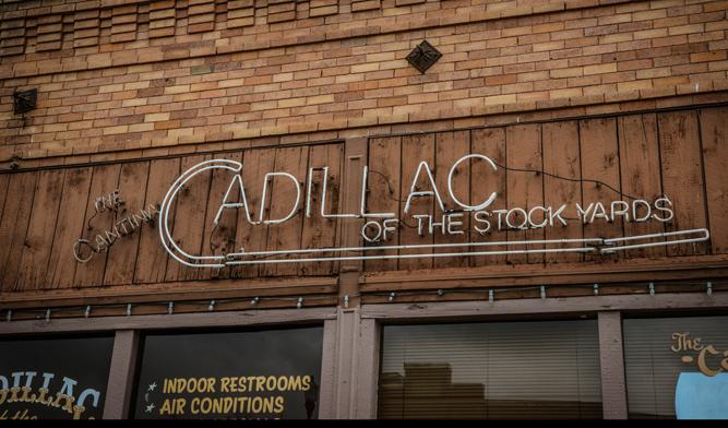 The Cantina Cadillac