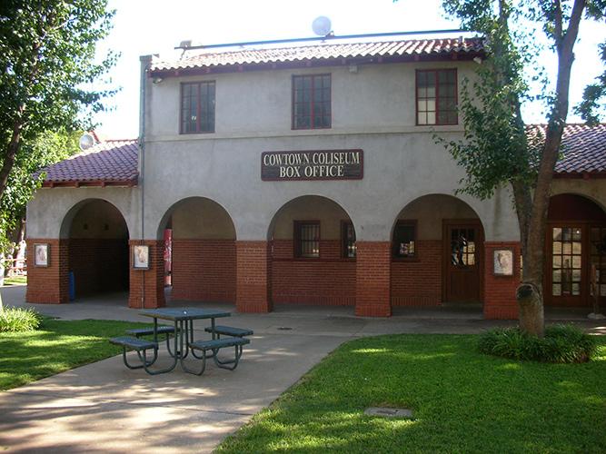 Cowtown Coliseum Box Office
