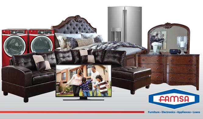 FAMSA: Furniture, Electronics, Appliances