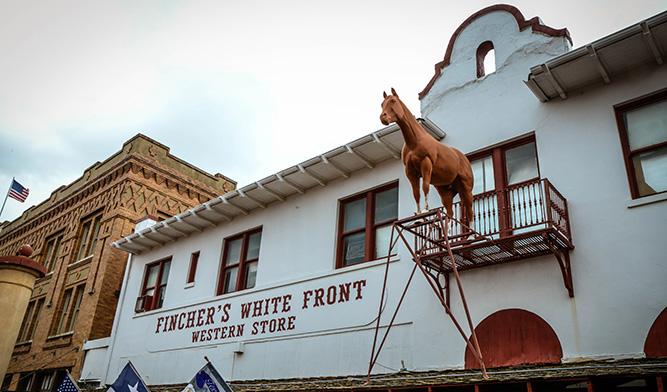 Fincher's White Front Western Wear