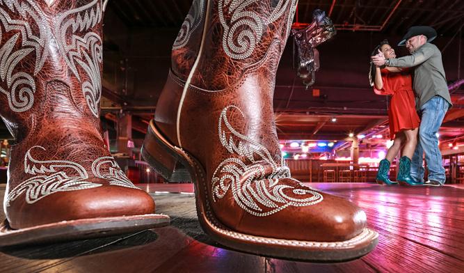 Billy Bob's Texas Gift Shop