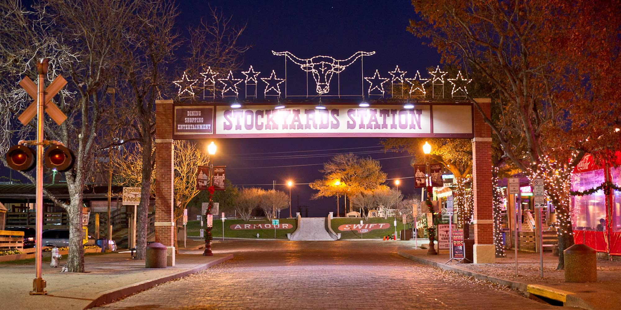 Most romantic things to do in fort worth