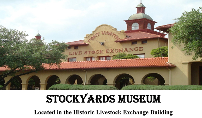 Stockyards Museum