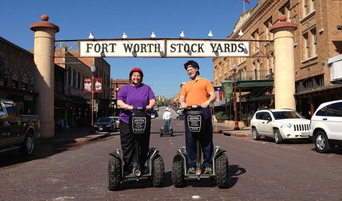 Segway Tours Fort Worth
