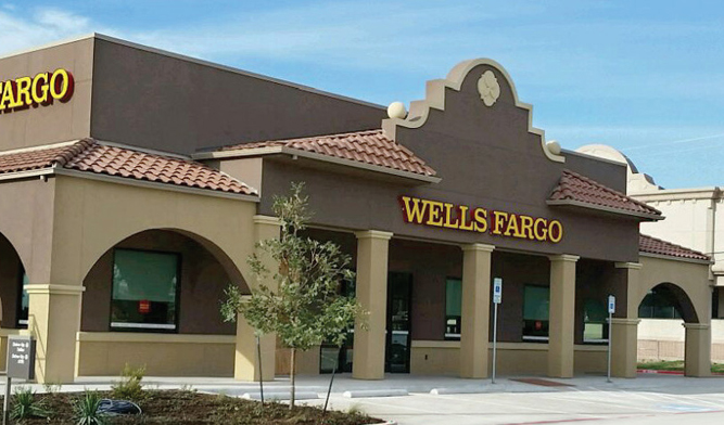 Wells Fargo Stockyards Branch