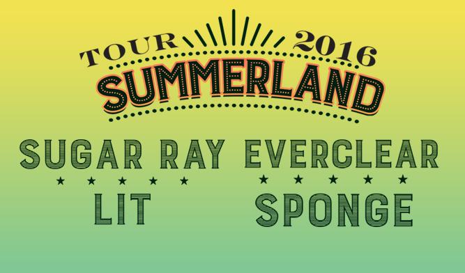 Summerland Tour 2016