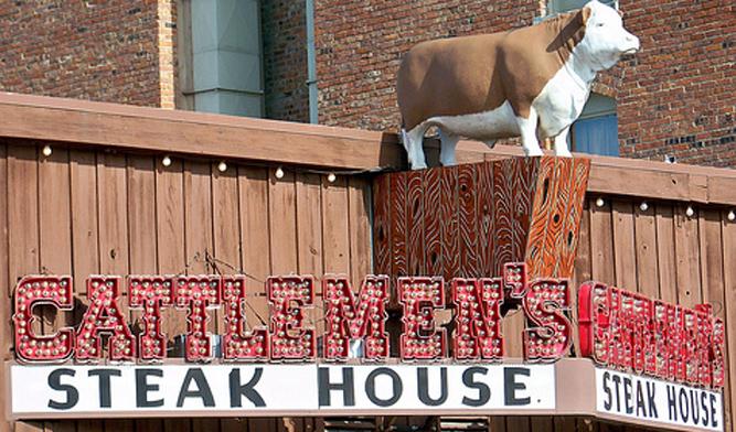 Cattlemen's Fort Worth Steakhouse