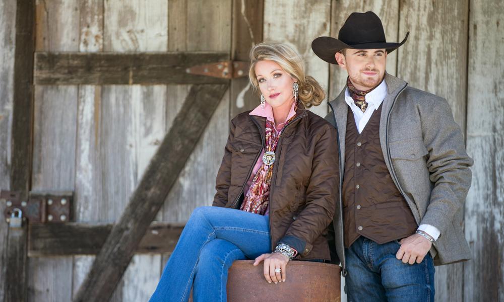 Margaret Sullivan, Schaefer Outfitter, & Greeley Hat Works Trunk Show