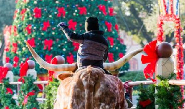 Cowtown Christmas 2020 Christmas in the Stockyards | Fort Worth Stockyards