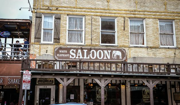 White Elephant Saloon Fort Worth Stockyards