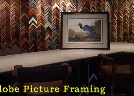 Adobe Picture Framing