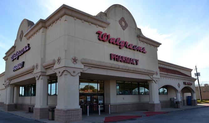 Walgreens N. Main St.